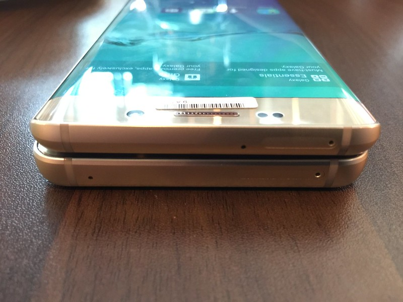 Samsung Galaxy Note 5 & S6 edge+ - Top