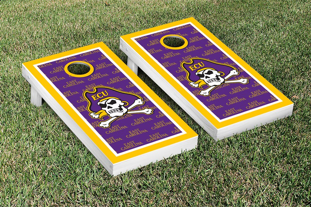 East Carolina University Border Design