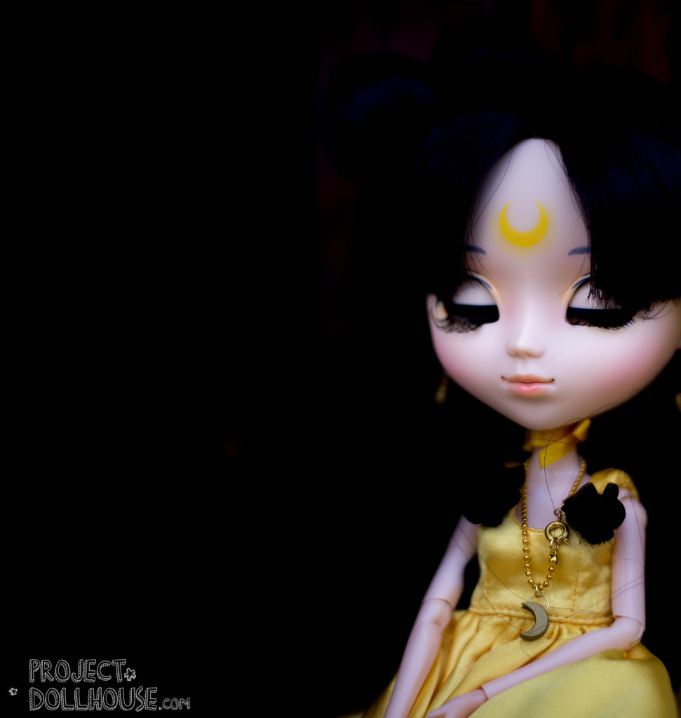 Pullip Luna Moon Princess`s Lover Kaguya