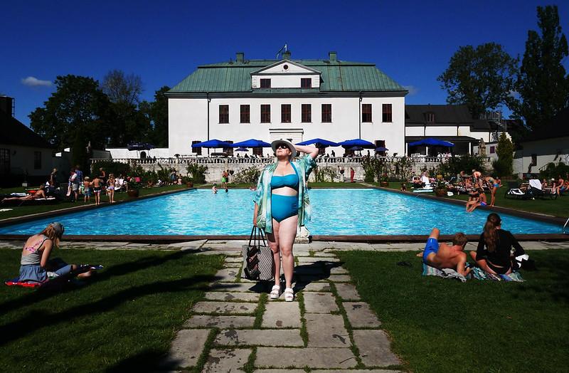 OOTD Häringe Slott