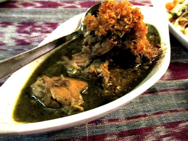 Payung Cafe kacang ma chicken