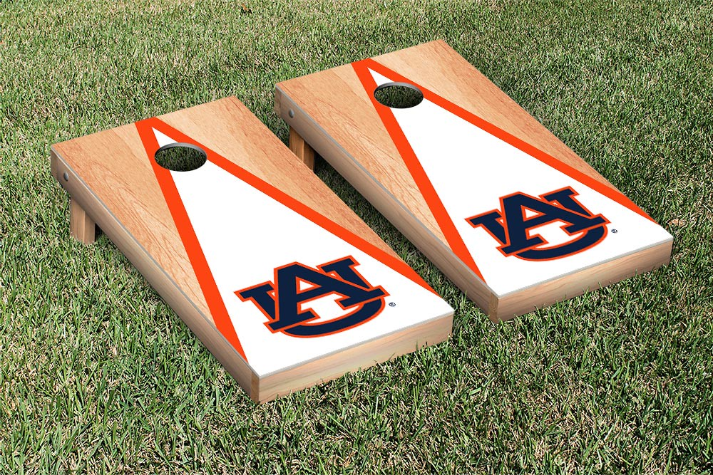 Auburn Tigers Triangle Hardcourt Board