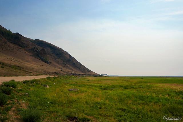 Баргузинская долина. Бурятия. Россия. Bukhe Shulun. Buryatia