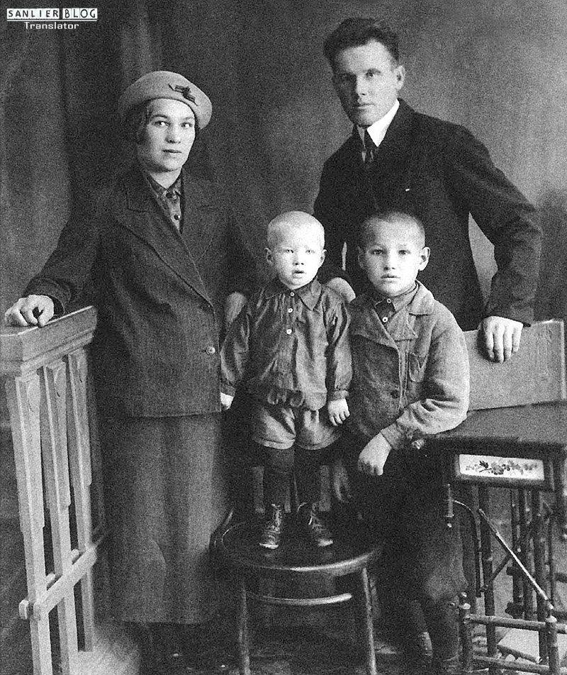 苏联名人家庭144