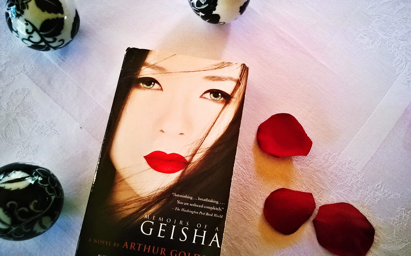 an analysis of a geishas struggle for happiness in memoirs of a geisha by arthur golden