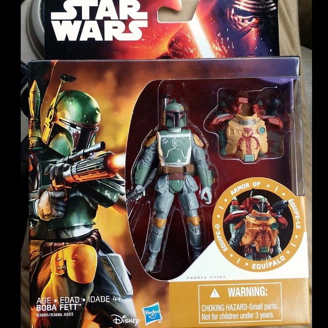 Armor Up Boba Fett