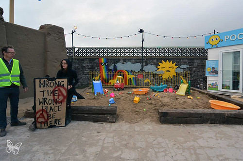 Dismaland - Paul Insect