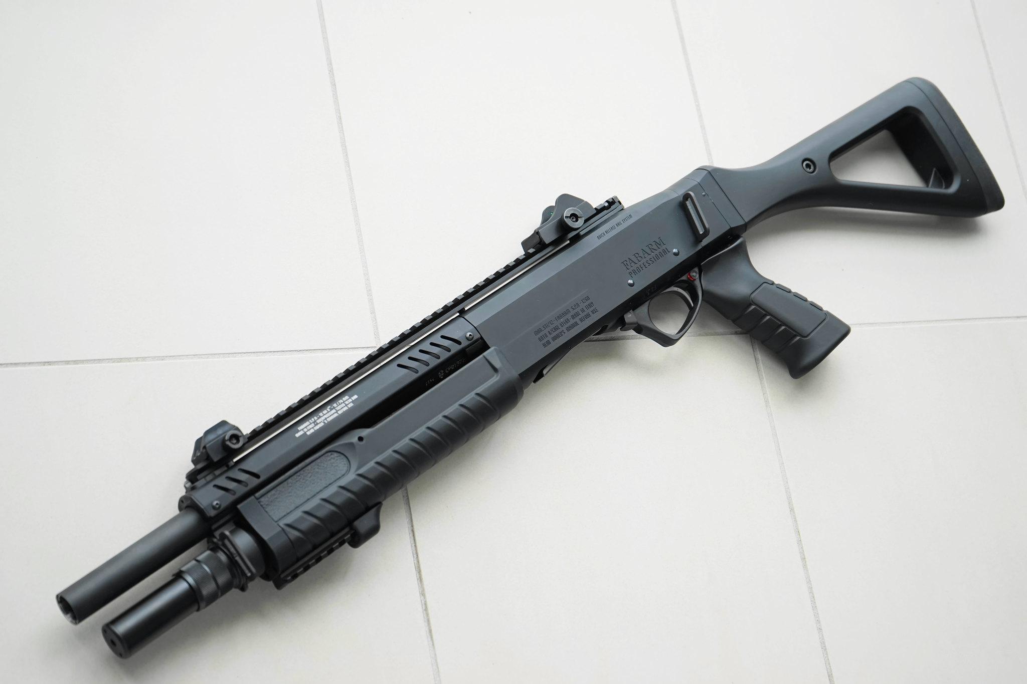 Fabarm STF 12 14 U0026quot OS 2048x1365 GunPorn