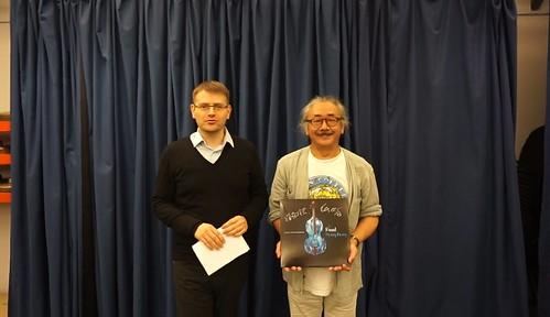 Thomas Bocker and Nobuo Uematsu