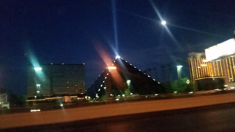 Las Vegas Drive By