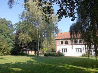 Gästehaus und Klostergarten