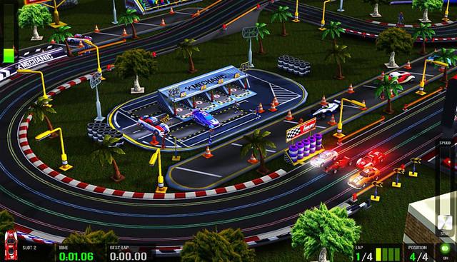 HTR Slot Car Simulation 6