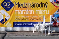 Mezinárodní maraton míru, Košice