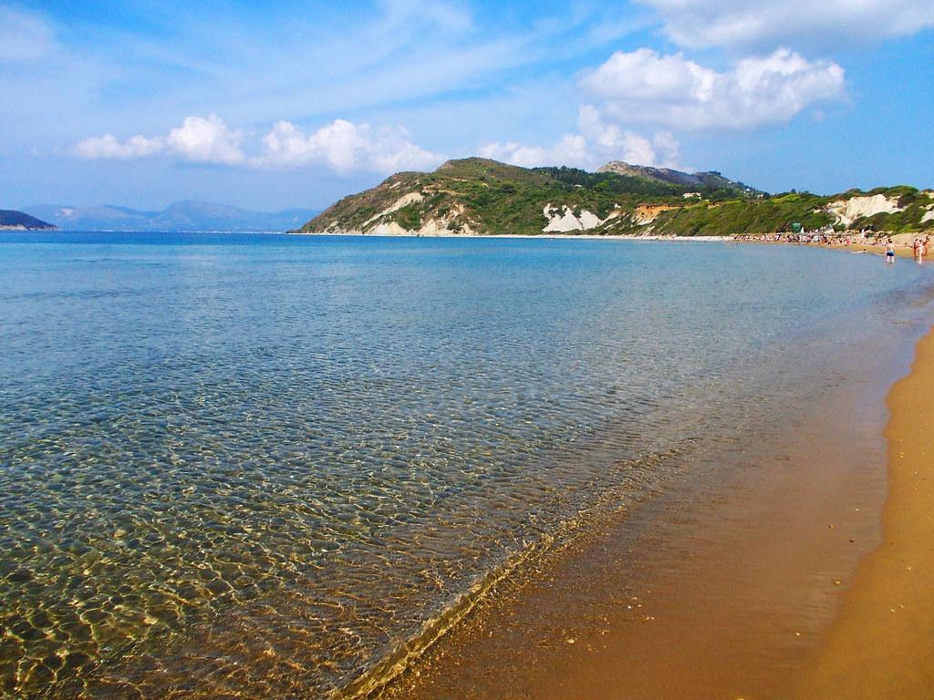 Gerakas Bay, Zakynthos, Greece