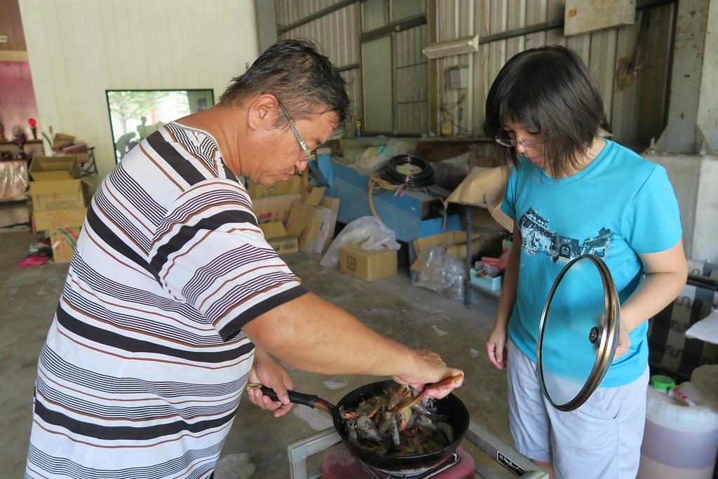高雄市湖內區綠水塘無毒蝦 (87)