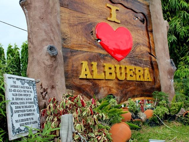 """I <3 Albuera"""