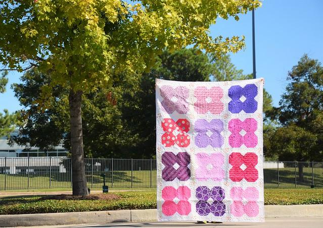 FO: Florette quilt