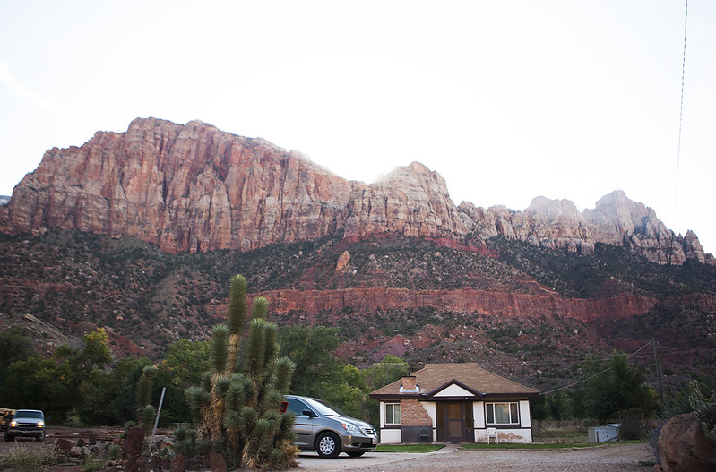 Zion, Road Trip, Hiking - Utah