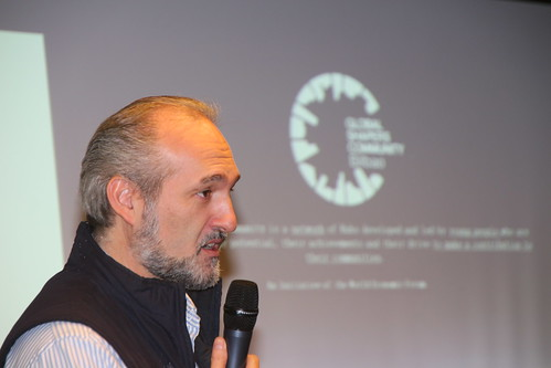 Global Shapers Community Bilbao globalshapersbilbao.org presentado por Jorge García del Arco en #GetxoBlog 2015