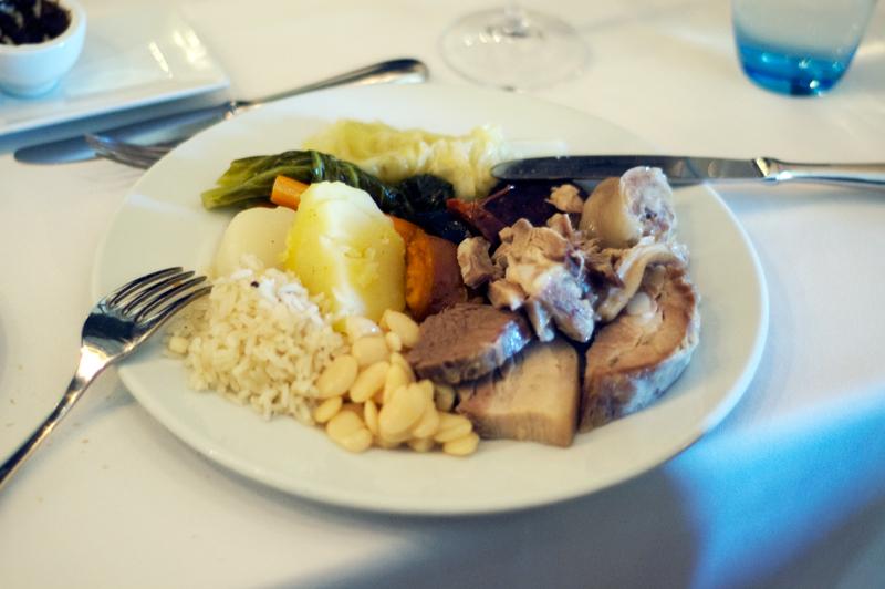 Cozido à Portuguesa, Aura, Lisboa