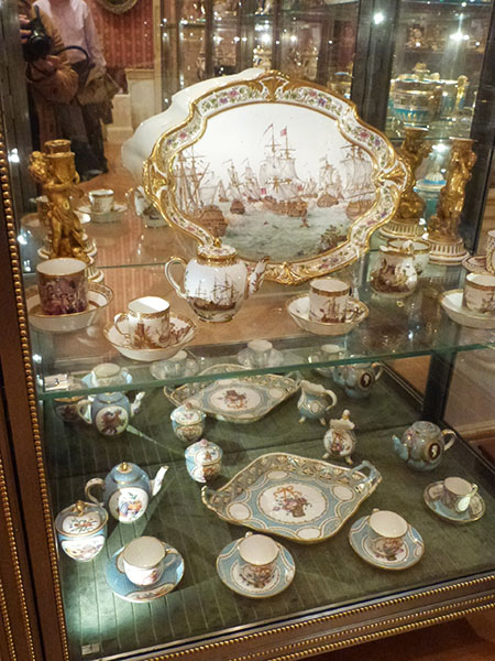 porcelaines wallace