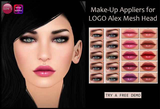 LOGO Alex Make-Up Appliers
