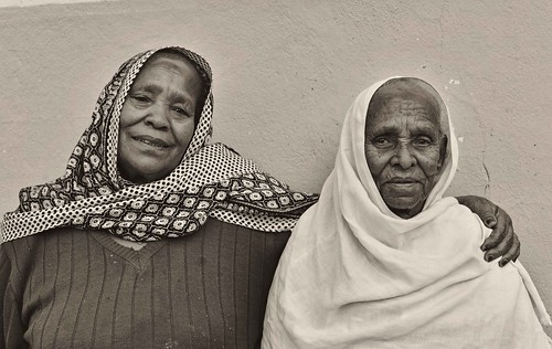 Mother and Daughter, Ethiopia | by Rod Waddington