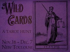 Wild Cards: A Tarot Hunt