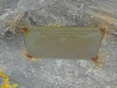 Photo of Bronze plaque number 40463