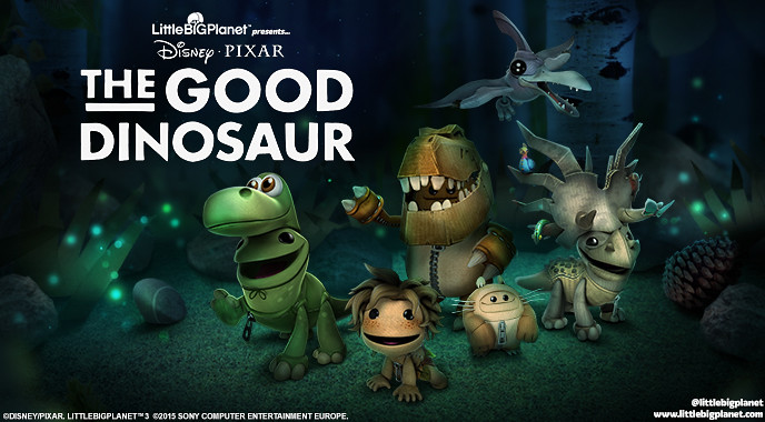 LittleBigPlanet: The Good Dinosaur