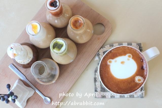 [台中]Mapper cafe脈搏咖啡–好吃的早午餐、小熊拉花咖啡和試管咖啡@五權路 西區
