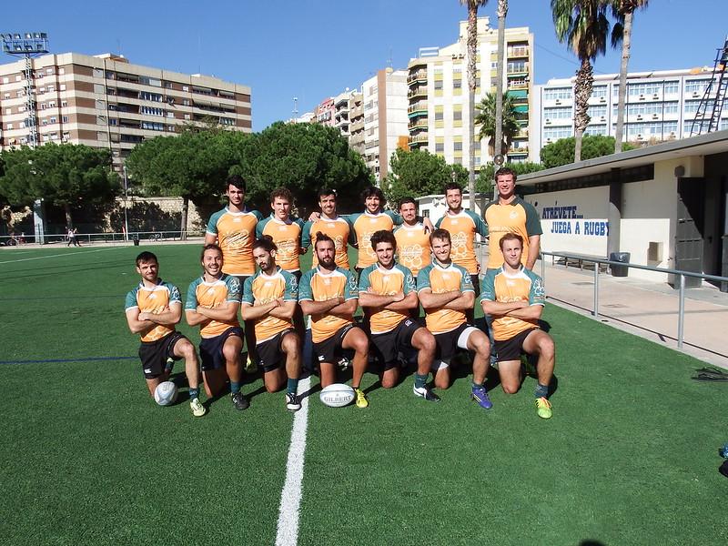 Rugby Masculino CADU 2015