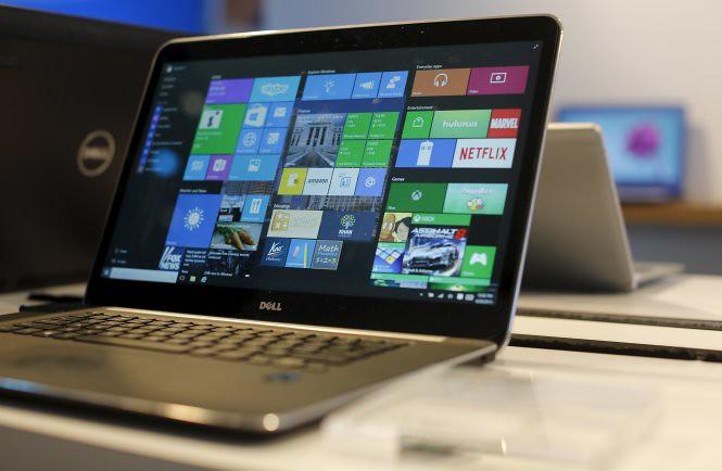 Áp dụng các thủ thuật giúp bạn xử lý công việc trên Windows 10 tốt hơn - Ảnh: Reuters