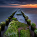 Daybreak Over the Sea by Bonnie And Clyde Creative Images