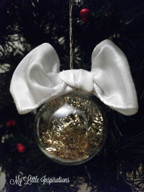 Clear Glass Ornaments MLI 9