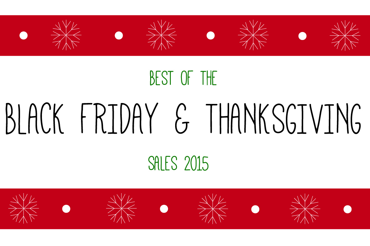 Best of the Black Friday Beauty Deals & Thanksgiving Sales, 2015