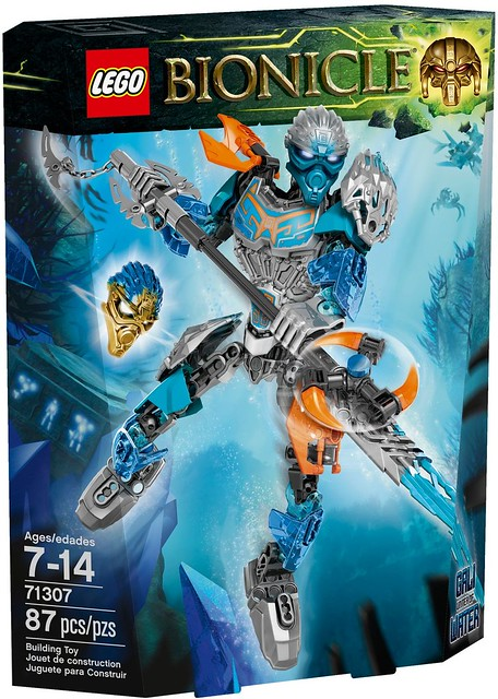 LEGO Bionicle 2016 | 71307 - Gali - Uniter of Water