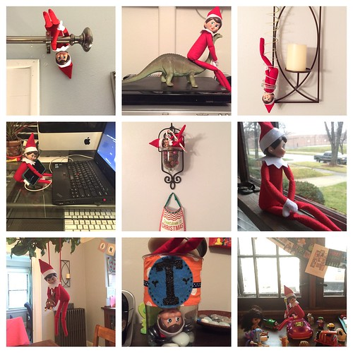 Candy cane Jane Elf 2015 part 2