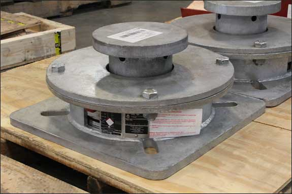 Compact Spring Supports Designed for a Pump Application in Wyoming
