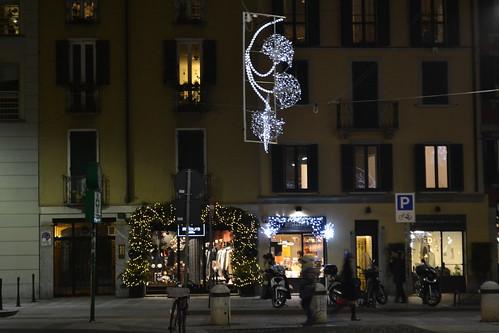 Milano - Luci di Natale
