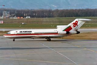 """TAP Air Portugal Boeing 727-82 CS-TBK   """"Açores"""""""