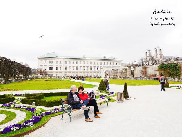 米拉貝爾花園Schloss Mirabell (10)