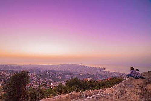 ngc lebanon broumana sea view