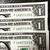 Got three consecutive bills as change today. Interesting.