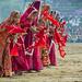 Colorful Rajastani folkloric dance - Pushkar Camel Fair by Phil Marion (63 million views - thank you all)