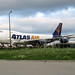 Atlas Air Boeing 747 by *hajee
