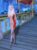Karmyn Candy Cane Dress