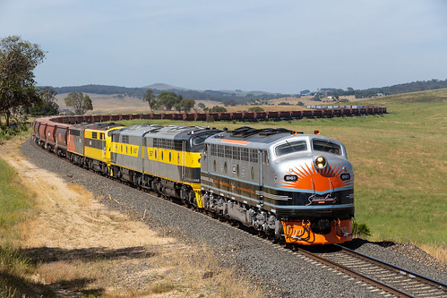 The Big B61 Train