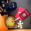 La #nostra #Svizzera #economica :money_with_wings: #Canon #40D #passport #italy #Switzerland #soup #stilllife #mountain #topofEurope #jungfrau #wildlife #iPhone5 #picoftheday #summer #sunnyday #goodday #lunch #lestateaddosso #colours #nofilter #alpi #alpe