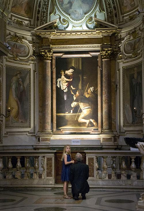 Sant'Agostino - Caravaggio